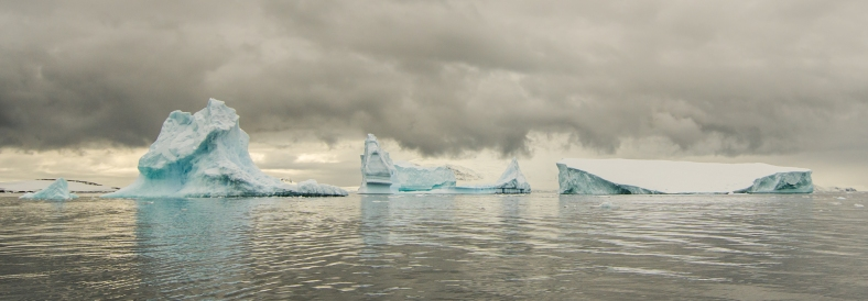 Iceberg Graveyard I