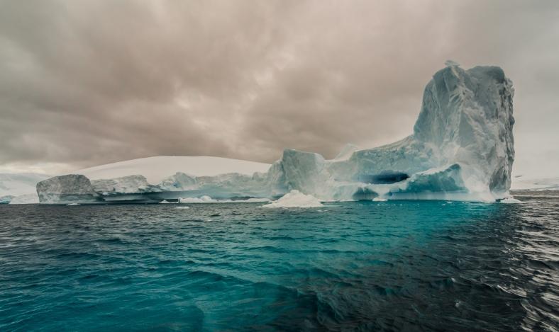 Iceberg Graveyard III
